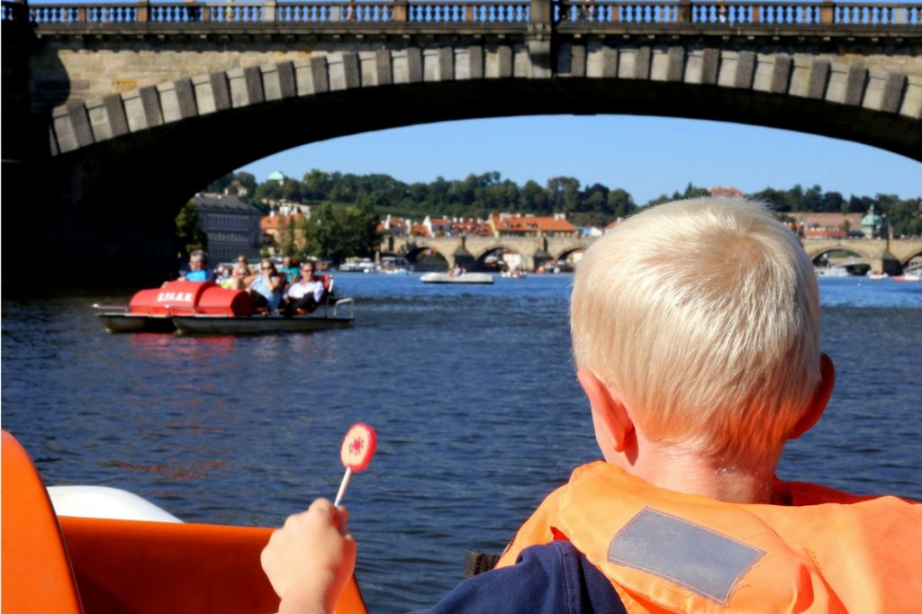 prague-with-family-safe-river