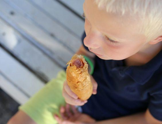 Street food for kids in Prague – 4 tips and 1 bonus fun fact
