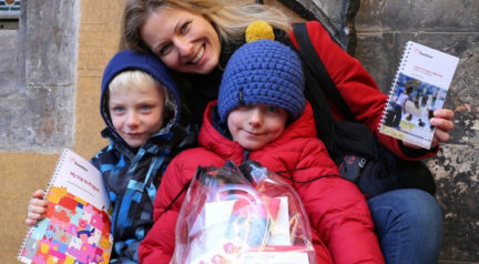 Prague Family Kit – the first worldschooling experience in Prague