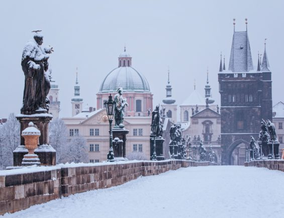 What to do around Christmas in Prague with kids